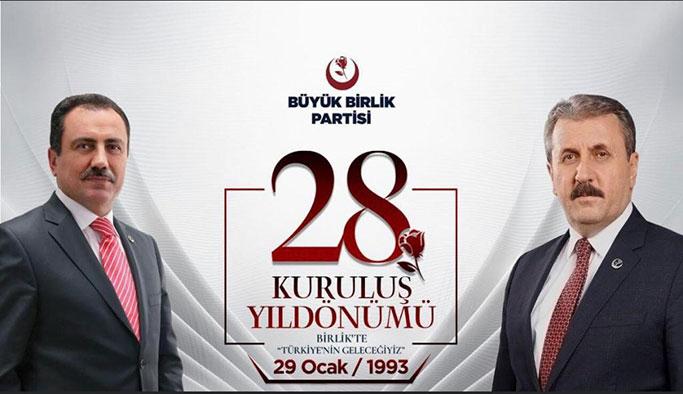 Muhsin Yazıcıoğlu'nun 'emaneti' 28 yaşında