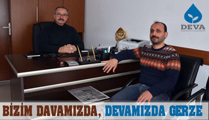 DEVA, İlçe Başkanını Atadı