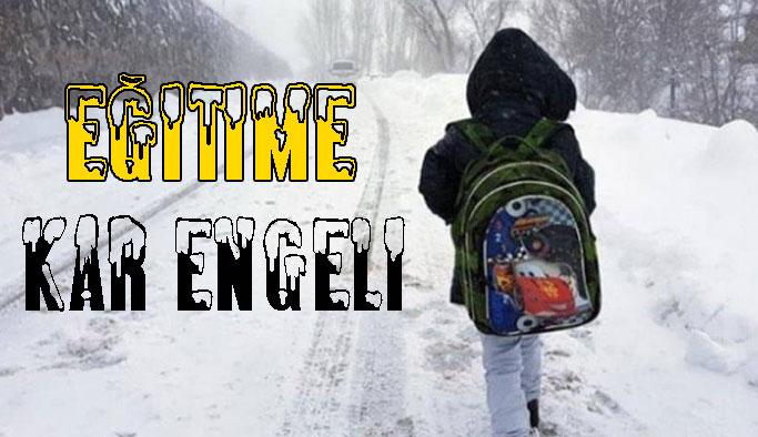 Eğitime, Kar Engeli