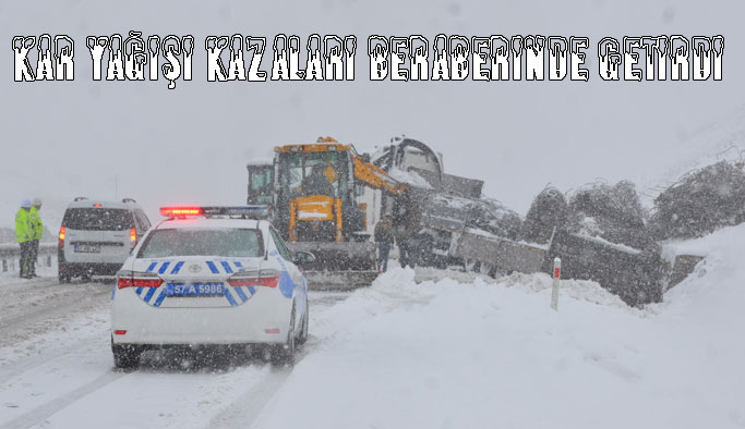 Kar Yağışı, Beyaz Esarete Dönüştü