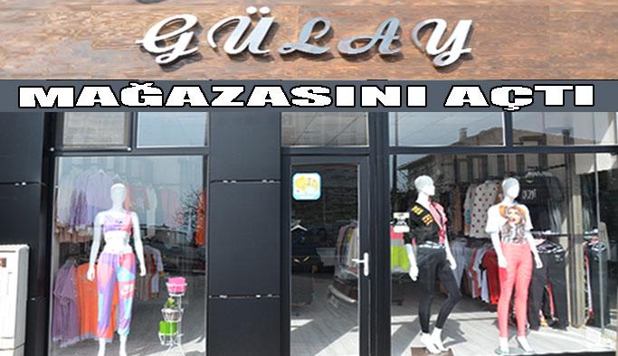 Gülay Butik Müşterilerini Bekliyor