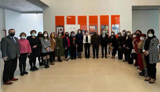 Karaömeroğlu, Sinoplu Kadın Kooperatifçilerle Birlikte Kastamonu'da