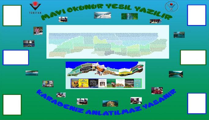 Atatürk Ortaokulu TÜBİTAK Projesi, bölge finalinde