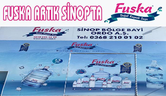 FUSKA Artık Sinop'ta