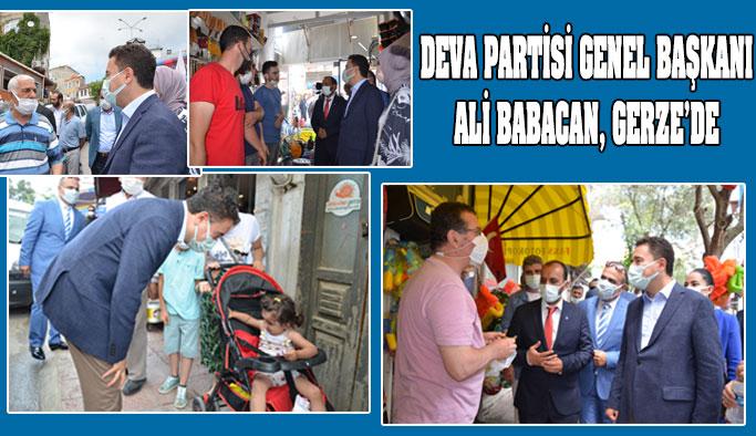 Babacan Gerze'den Hükümete Yüklendi