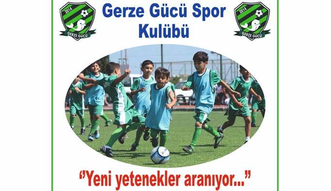 Gerze Gücü Spor Kulübü'nden seçmelere davet