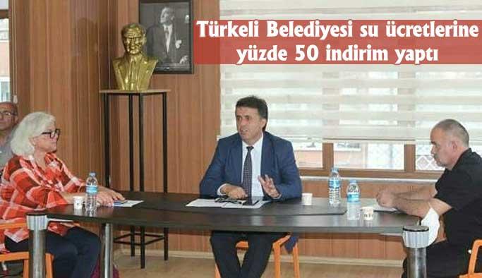 Türkeli Belediyesinden Alkışlanacak Hareket