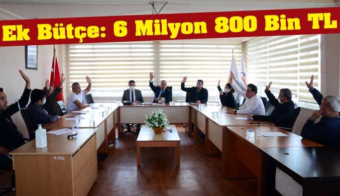Belediye Meclisi Tekrar Toplandı