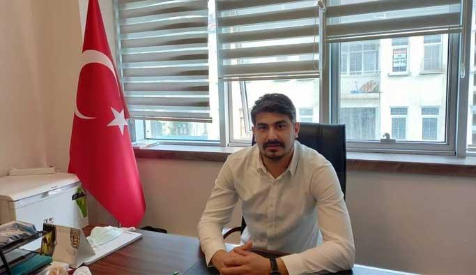 Durdu, Türk-İş Sinop İl Temsilciliğine atandı