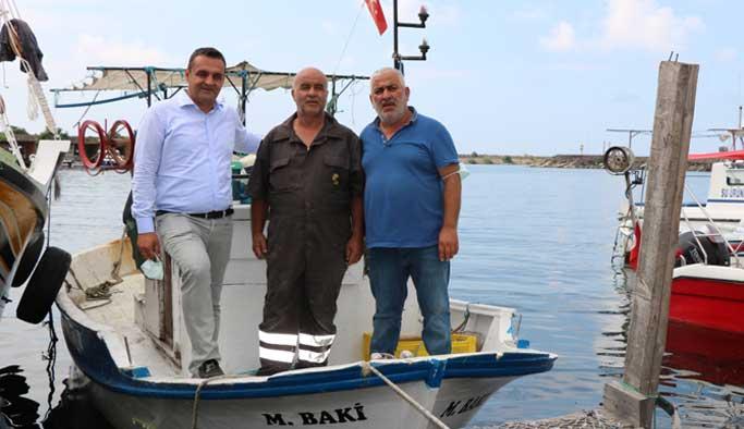 """Karadeniz, """"Balıkçı Kardeşim Ava Mı Çıksın Sürekli Atık Su Belgesi Mi Alsın?''"""