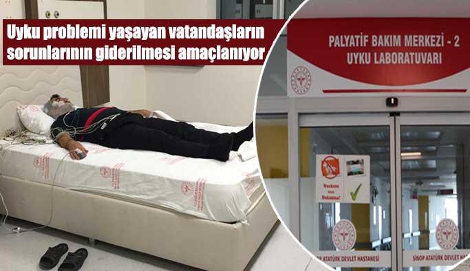 Uyku Laboratuvarı tekrar faaliyete geçirildi