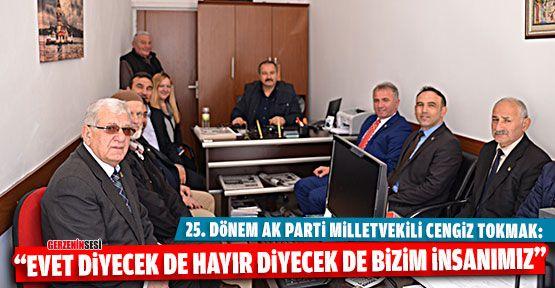 """Cengiz Tokmak: """"Koalisyon Dönemi Tamamen Kapanacak"""""""