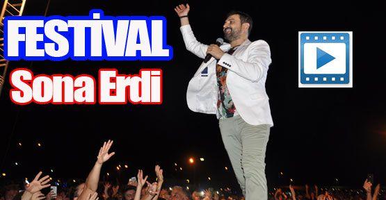 42. Gerze Kültür ve Sanat Festivali Sona Erdi