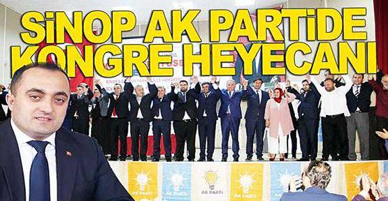 """Ak Parti Fatih Özçelik'le """"Durmak Yok, Yola Devam"""" Dedi"""