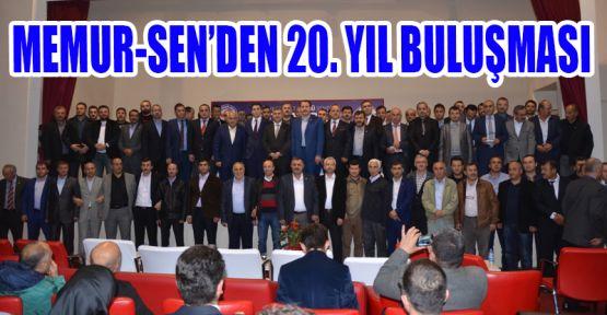 Ali Yalçın Sinop'ta Konuştu