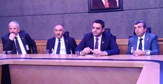 ASİLDER'den Milletvekillerine İlk Ziyaret