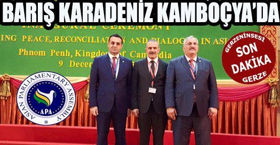 Barış Karadeniz (APA) Üyesi Seçildi