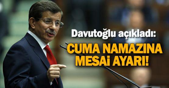 Başbakanlık 'Cuma namazı' genelgesini yayınladı!