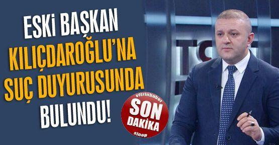 Başkan Yüksek'ten Kılıçdaroğlu'na suç duyurusu