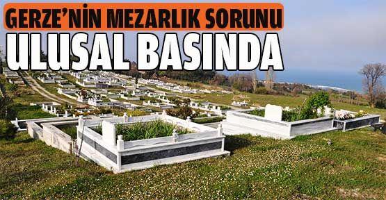 Belediyenin ''Acil Mezarlık Yeri'' arayışı ulusal basının gündemi oldu