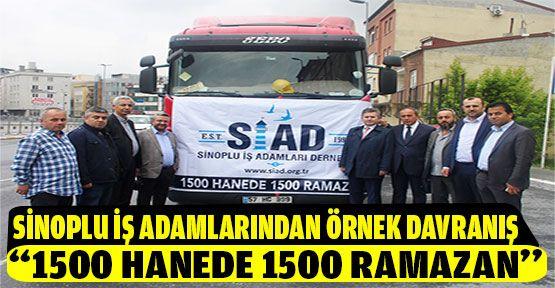 ''Bin 500 Hanede Bin 500 Ramazan''
