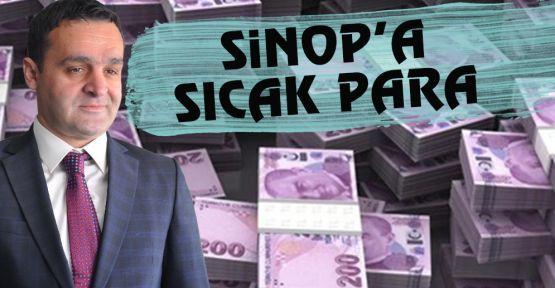 Chp Sinop Milletvekili Karadeniz; Ödenek En Kısa Zamanda Sinop'a Ulaşacak