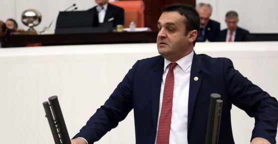 "CHP'li Karadeniz: ""Katliama izin vermeyiz"""