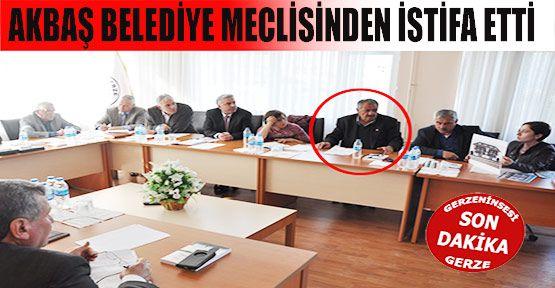 CHP'li Meclis Üyesi Görevinden İstifa Etti