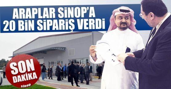 Cidde'de Sinop rüzgarı