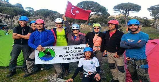 ''Dağcılık Sporunu Gerze'de İleri Noktaya Taşımaya Çalışıyoruz''
