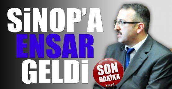 Ensar Vakfı Sinop'ta kuruldu