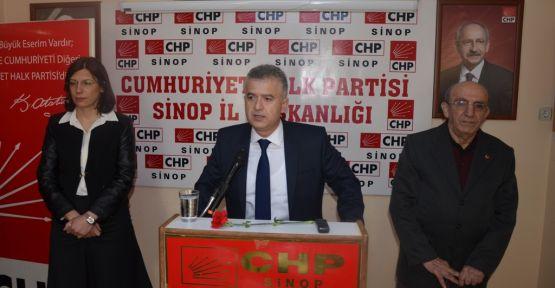 Erdinç Şimşek CHP'den Adaylığını açıkladı!