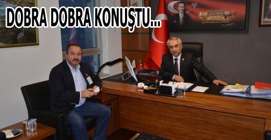 "Ersoy; ""Siyasete Sinop'ta Devam Etmek İstiyorum!"""