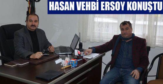 Ersoy'dan Ezber Bozan Açıklamalar
