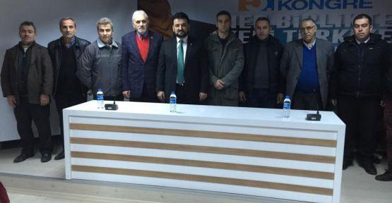 Fahri Alkan resmi başvurusunu yaptı