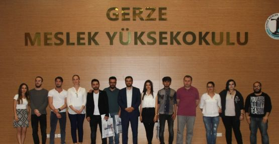Gerze MYO'da Fotoğraf ve Kısa Film Yarışması Yapıldı