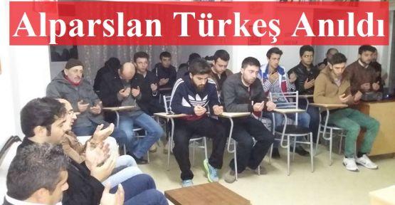 Gerze Ülkü Ocakları Alparslan Türkeş'i Andı