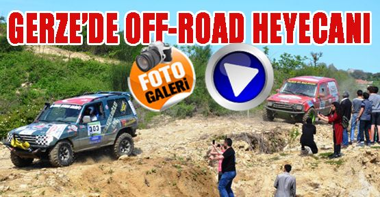 Gerze'de Off-Road final heyecanı