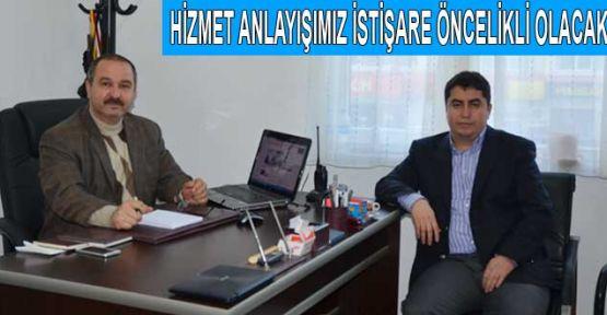 Giresun'dan Gazetemize Ziyaret