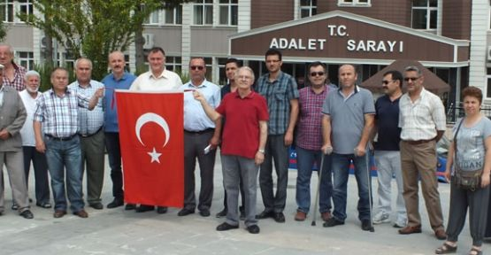 HDP Milletvekillerine Suç Duyurusu
