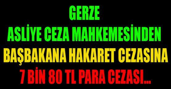 'Hırsız, katil Erdoğan' sloganına 7 bin TL ceza!