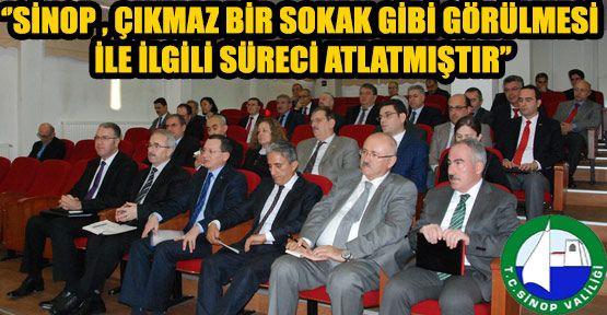 İL İDARE ŞUBE BAŞKANLARI TOPLANTISI GERÇEKLEŞTİRİLDİ