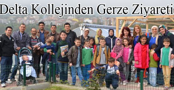Kolejli Öğrencilerden Gerze'ye Ziyaret