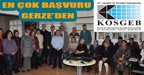 KOSGEB Sinop İl Müdüründen Girişimcilere Destek