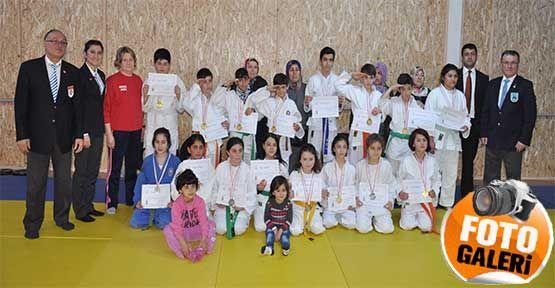 'Küçükler Judo İl Birinciliği' Müsabakaları yapıldı