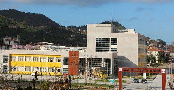 Ayancık Devlet Hastanesi h - Gerze'nin Sesi - Sinop Gerze Haberleri