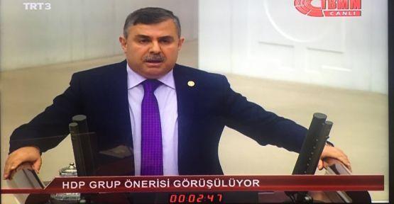 Maviş'ten HDP Grubuna Soğuk Duş