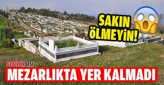 Mezarlıkta Yer Kalmadı