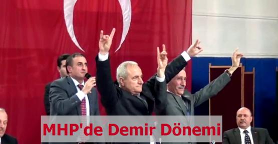 MHP'de Ceyhan Demir Dönemi