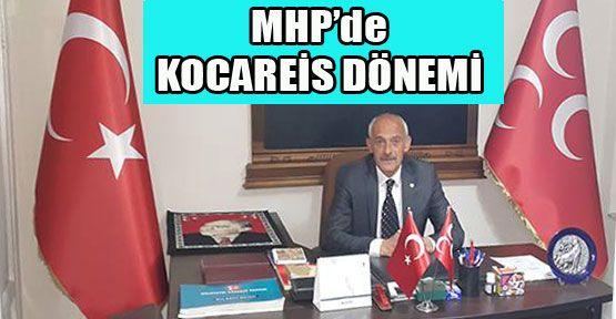 MHP'de Yeni Başkan KOCAREİS